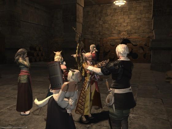 Thancreds beste Szene - Streit im Harem 3
