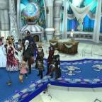Silica/ Miyu Fharnell Hochzeit