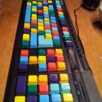 Meine Tastatur